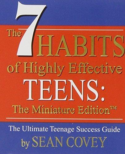 The 7 Habits of Highly Effective Teens (Hardback)