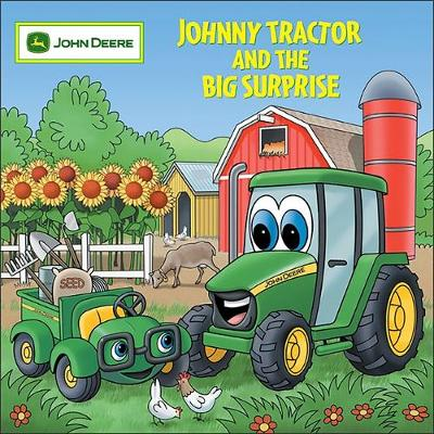 Johnny Tractor and Big Surprise (Paperback)