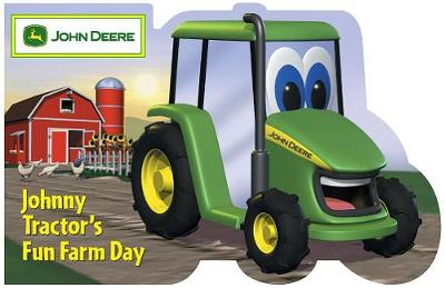 Johnny Tractor's Fun Farm Day (Paperback)