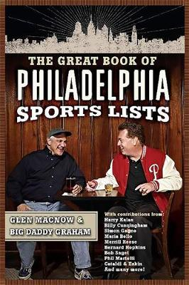 The Great Book of Philadelphia Sports Lists (Paperback)