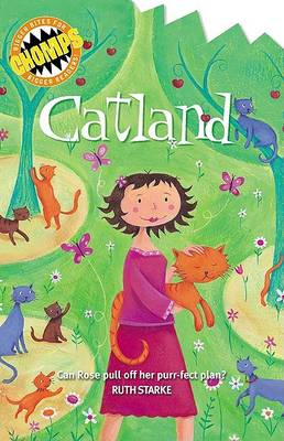 Chomps: Catland - Can Rose Pull Off Her Purr-fect Plan? (Paperback)