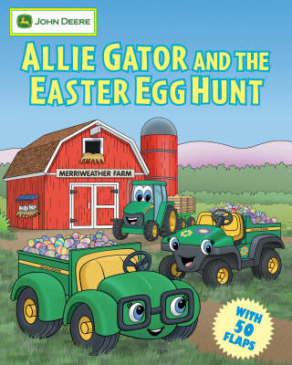 Allie Gator and the Easter Egg Hunt (Paperback)