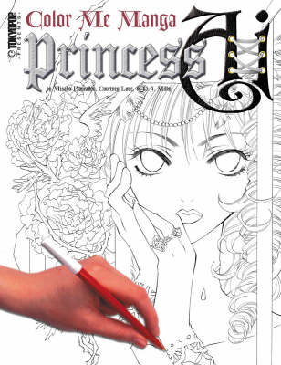 Color Me Manga: Princess Ai (Paperback)