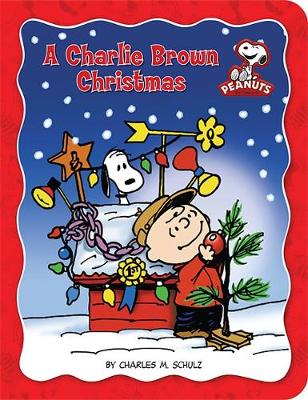 A Charlie Brown Christmas (Board book)