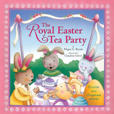 The Royal Easter Tea Party (Paperback)