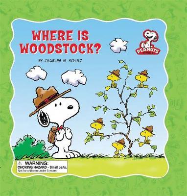 Peanuts: Where is Woodstock? (Hardback)