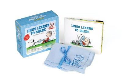 Peanuts: Linus Learns to Share: A Book and Blanket Kit - Peanuts (Paperback)
