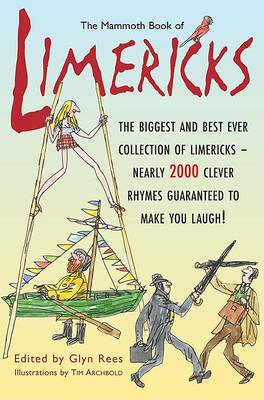 The Mammoth Book of Limericks (Paperback)