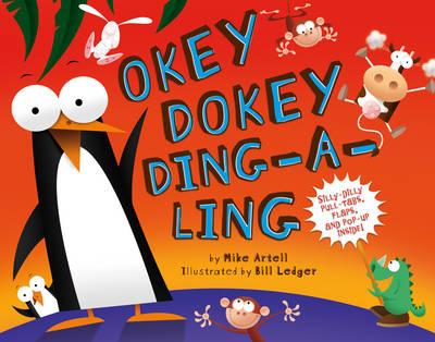 Okey-dokey Ding-a-ling (Hardback)