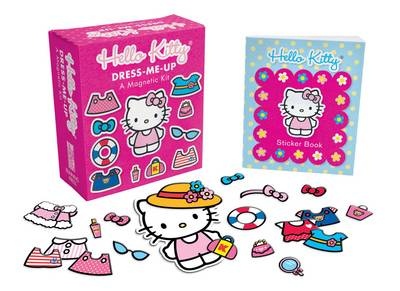 Hello Kitty: Dress Me Up (Paperback)