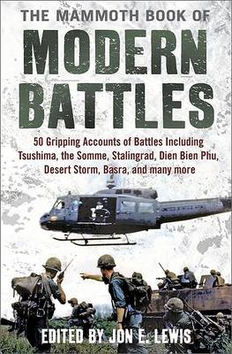 The Mammoth Book of Modern Battles (Paperback)