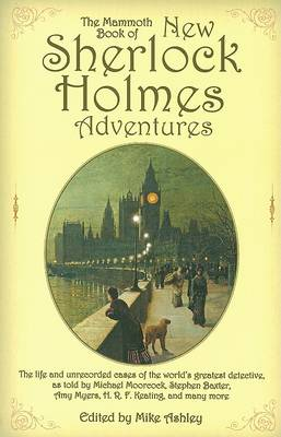 The Mammoth Book of New Sherlock Holmes Adventures (Paperback)