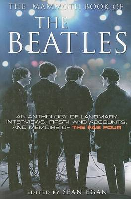 "The Mammoth Book of the ""Beatles"" (Paperback)"