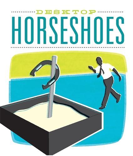 Desktop Horseshoes (Paperback)