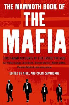 The Mammoth Book of the Mafia (Paperback)