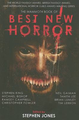 The Mammoth Book of Best New Horror 20 (Paperback)