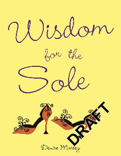 Wisdom for the Sole (Hardback)