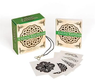 Celtic Tattoos: Includes Trinity Pendant Necklace (Paperback)