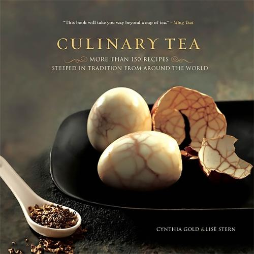 Culinary Tea: More Than 150 Recipes Steeped in Tradition from Around the World (Hardback)