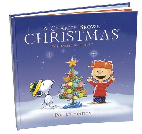 A Charlie Brown Christmas: Pop-Up Edition (Hardback)