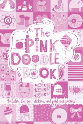 The Pink Doodle Book (Paperback)
