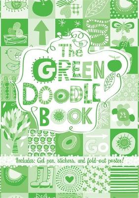 Green Doodle Book (Paperback)