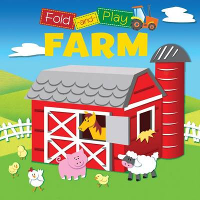 Fold and Play: Farm (Paperback)