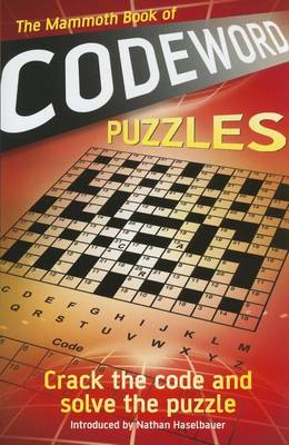 Mammoth Book of Codeword Puzzles (Paperback)