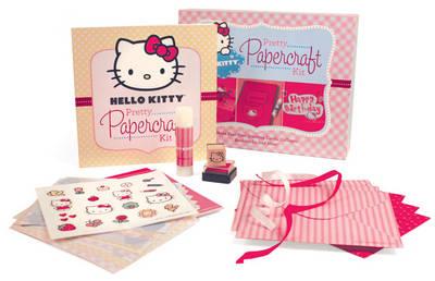 Hello Kitty: Cute Card-making Kit