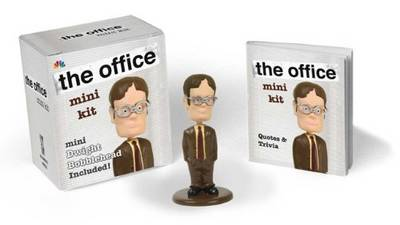 The Office Mini Kit: Mini Dwight Bobblehead Included! - Miniature Editions