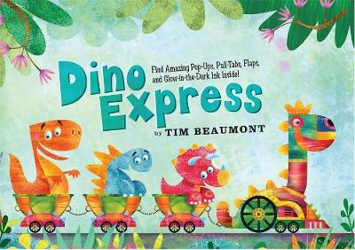 Dino Express (Hardback)