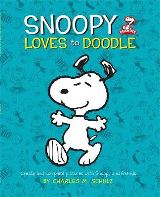 Peanuts: Snoopy Loves to Doodle: Create and Complete Pictures with the Peanuts Gang (Paperback)