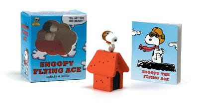 Peanuts: Snoopy the Flying Ace (Paperback)