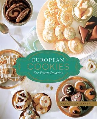 European Cookies for Every Occasion (Hardback)