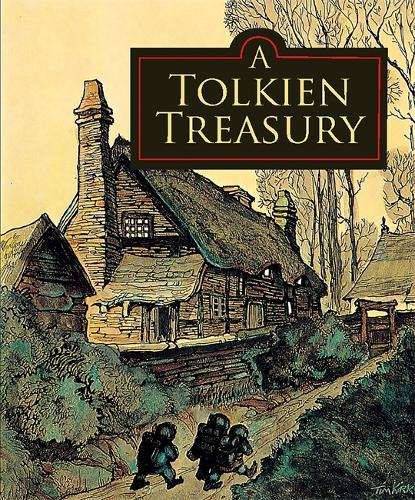 A Tolkien Treasury (Hardback)