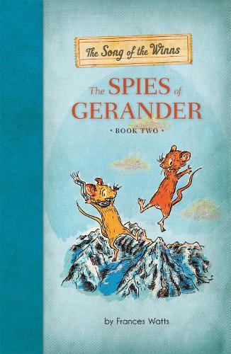 The Song of the Winns: The Spies of Gerander (Hardback)