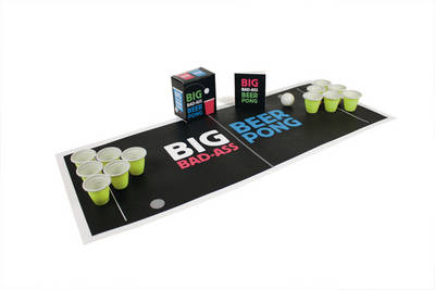 Big Bad-ass Beer Pong