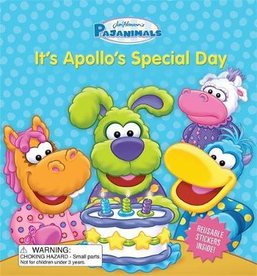 Pajanimals: It?s Apollo?s Special Day (Board book)