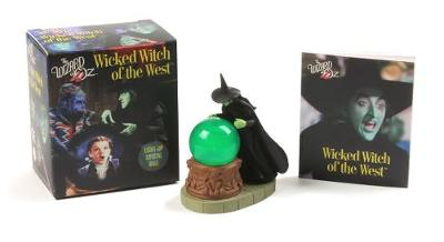 Wizard of Oz: The Wicked Witch of the West Light-Up Crystal Ball