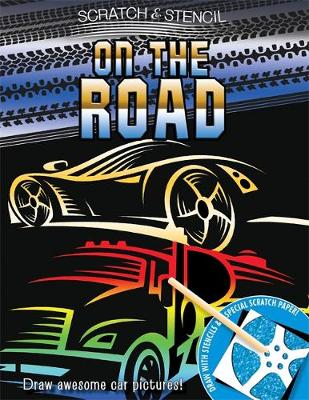 Scratch & Stencil: On the Road (Paperback)