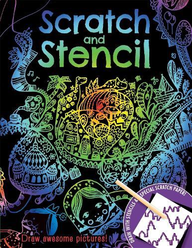 Scratch & Stencil (Paperback)