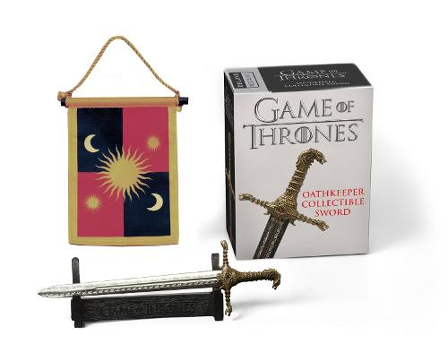 Game of Thrones: Oathkeeper (Paperback)