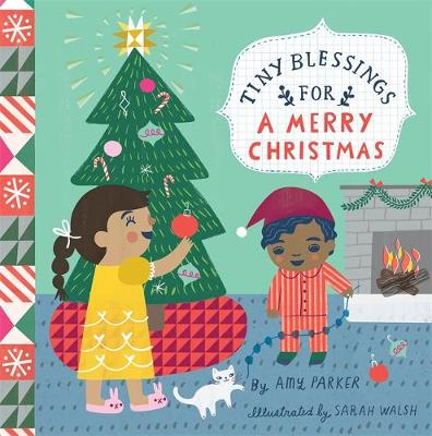 Tiny Blessings: For a Merry Christmas (Board book)