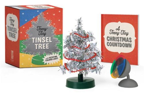 Teeny-Tiny Tinsel Tree
