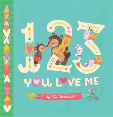 1-2-3, You Love Me (Hardback)