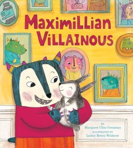 Maximillian Villainous (Hardback)