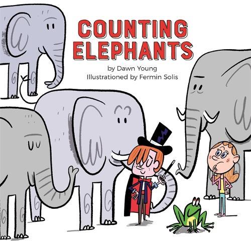 Counting Elephants (Hardback)