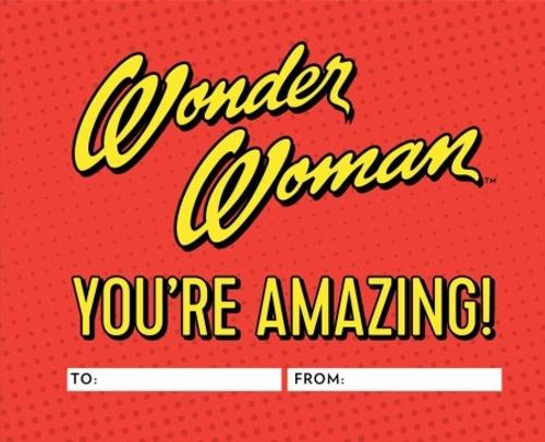 Wonder Woman: You're Amazing!: A Fill-In Book (Hardback)