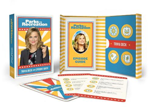 Parks and Recreation: Trivia Deck and Episode Guide