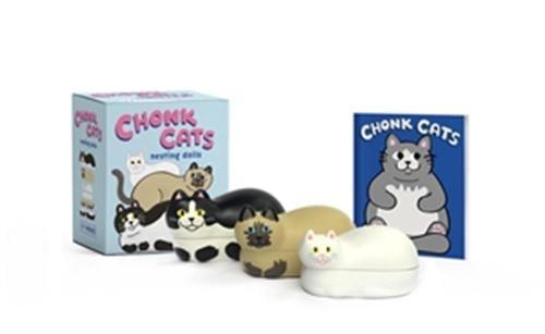 Chonk Cats Nesting Dolls